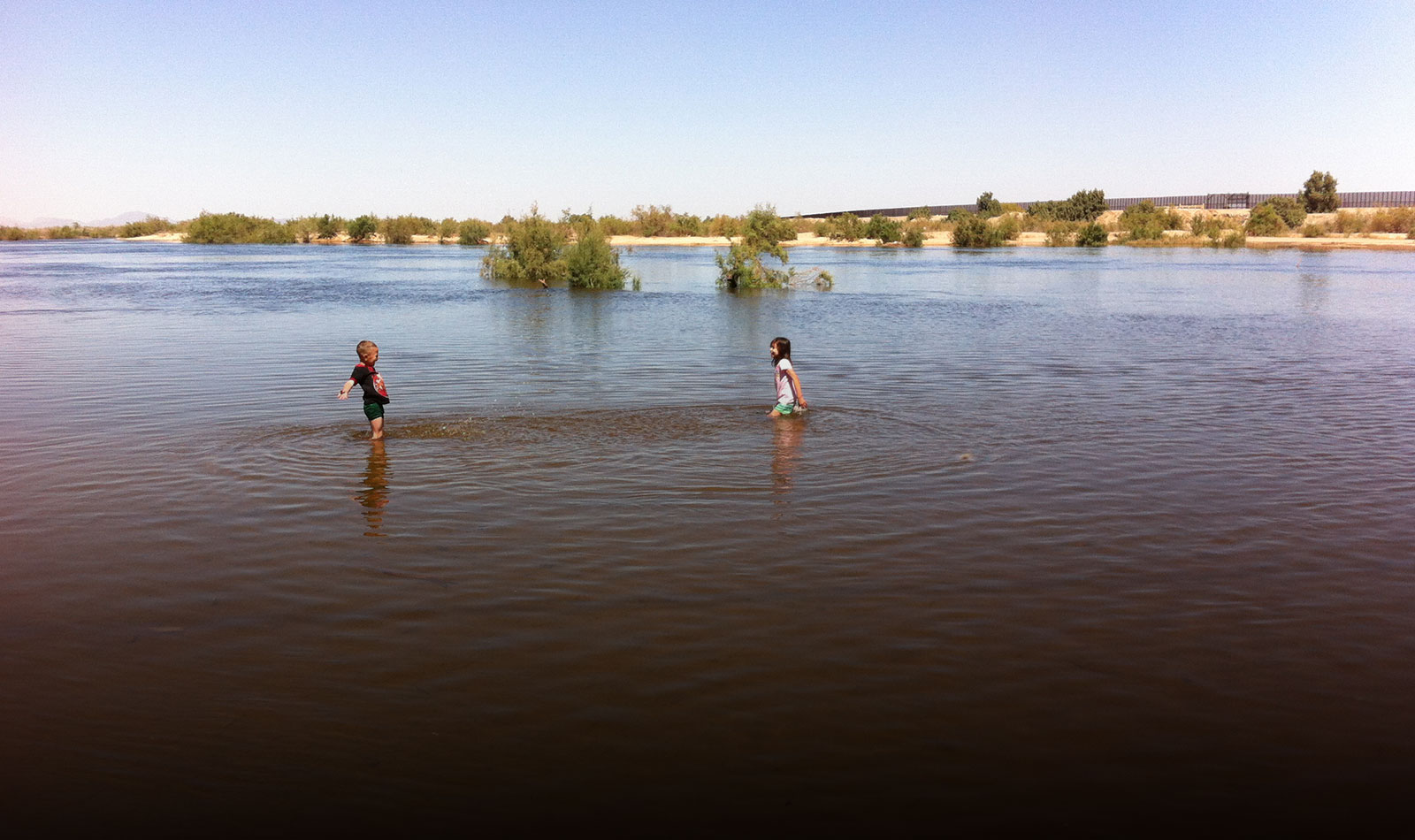 Happy Colorado River Day: Students in the Delta Campaign!